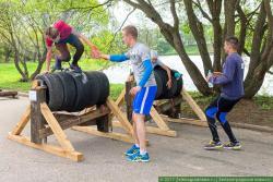 Чемпионат Зеленограда по кроссу с препятствиями 14 октября 2017 года